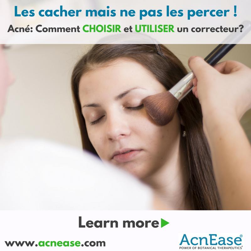 Acné & Cicatrices: Comment CHOISIR et UTILISER un Correcteur ...
