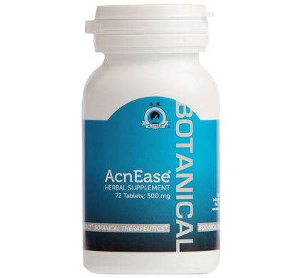 Acnease.fr - AcnEase all natural botanical acne treatment